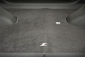 View Trunk Mat - Roadster (Carpeted / Black) Full-Sized Product Image